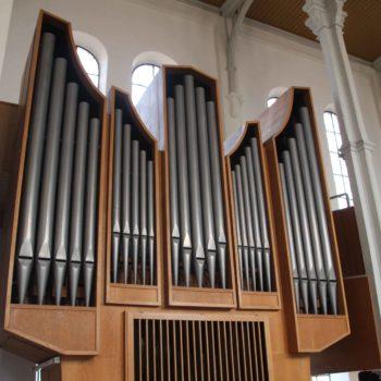 Orgel Kirche Schmachtendorf