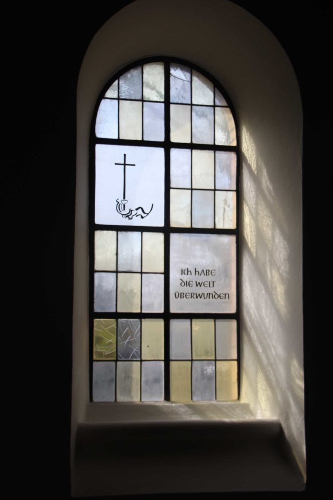 Kirchfenster Kirche Schmachtendorf