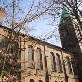Außenansicht Kirche Schmachtendorf