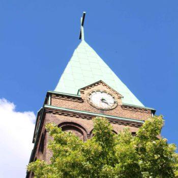 Kirchturm Schmachtendorf