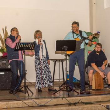 Gründungsfest 23.09.2018 - Hagenbeck-Band, Foto:Karin Gisbers