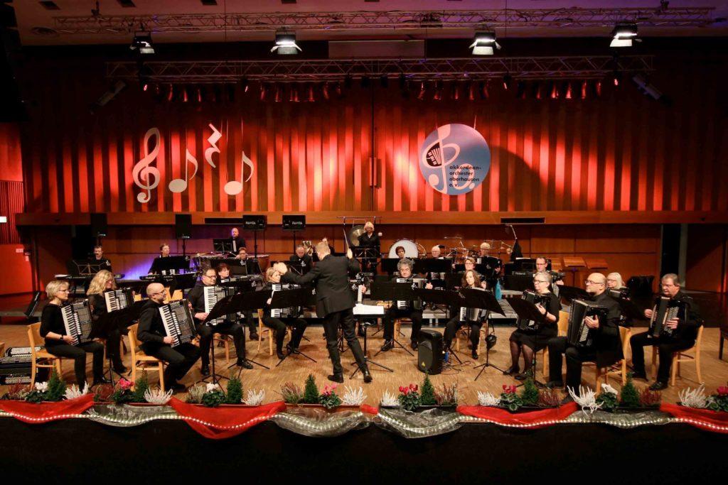 Akkordeon Orchester Oberhausen