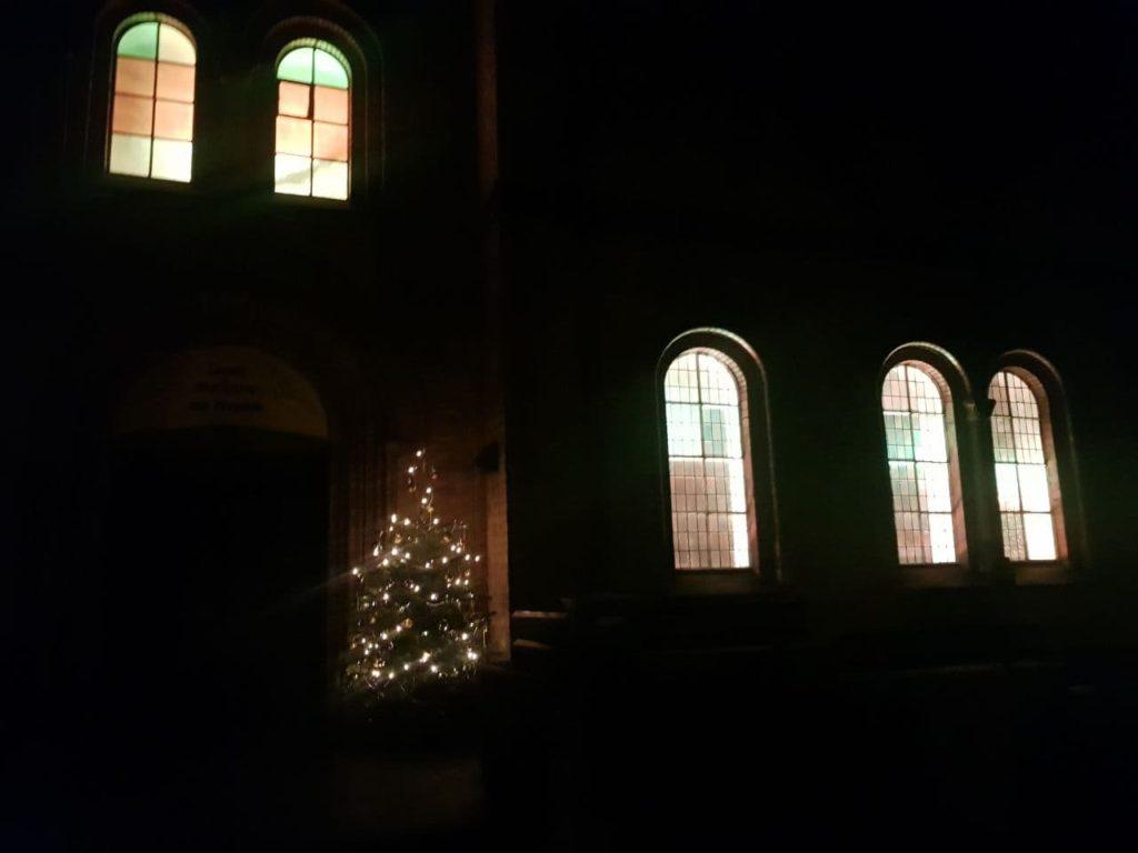 Kirche Weihnachten 2020